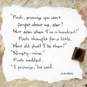 Pooh Promise