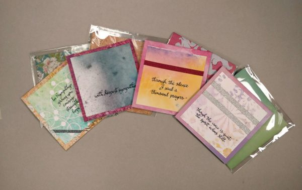 Sympathy Greeting Cards